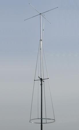 Συνηθισμένη κεραία βάσεως ραδιοτηλεφώνων C.B.