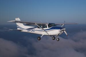 Ελαφρό αεροσκάφος – Υπηρεσία Ham Radio.