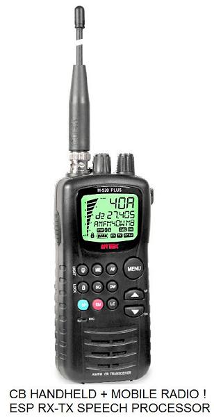 Ακόμη και στα φορητά ραδιοτηλέφωνα έχει εισχωρήσει η τεχνολογία ESP!