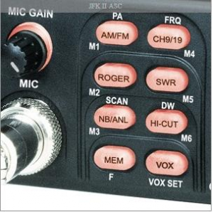 HI-CUT το φίλτρο που καταστέλλει τους θορύβους μεσαίων και υψηλών συχνοτήτων.