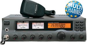 Διαμόρφωση FM, η κρυστάλλινη διαμόρφωση, κατάλληλη για ποιοτική επικοινωνία μεταξύ ραδιοτηλεφώνων C.B. βάσεως.
