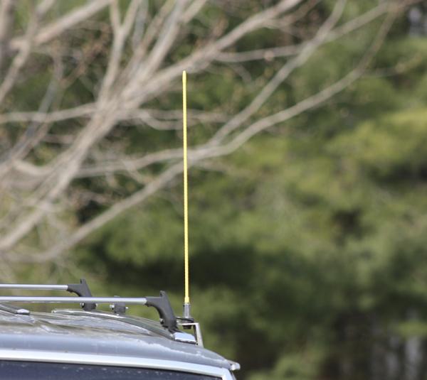 Ίσως τα λιγότερα στάσιμα να μην τα έχετε στο κέντρο της οροφής του αυτοκινήτου!