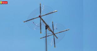 HF Spiral Multiband Antenna