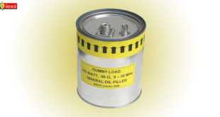 Κατασκευή τεχνητού φορτίου 50Ω /100 ή 400 ή 1000watt